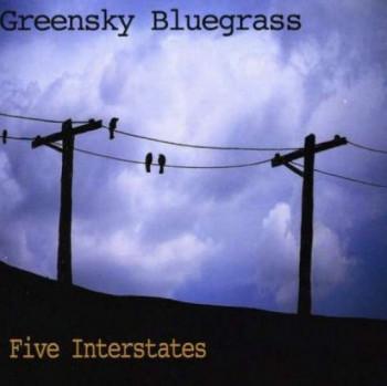 Greensky Bluegrass - Five Interstates (2008)