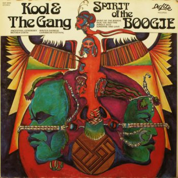 Kool & The Gang - Spirit Of The Boogie (1975)