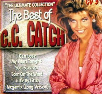 C.C.Catch - The Best Of © 2000 (CD-3)