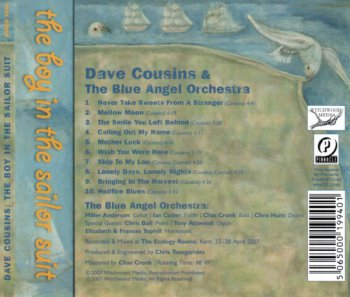 Dave Cousins - The Boy In The Sailor Suit (2007)