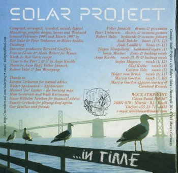Solar Project - In Time (1997)