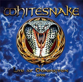 Whitesnake - Live At Donington 1990 (2011)