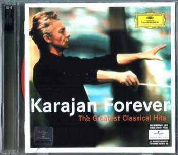 Karajan Forever - The Greatest Classical Hits - 2CD (2003 Universal)
