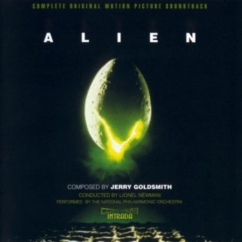 Jerry Goldsmith - OST Alien (2CD) 2007