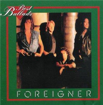 Foreigner - Best Ballads (1996)