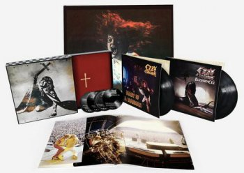 Ozzy Osbourne - Blizzard Of Ozz / Diary Of A Madman [30th Anniversary Deluxe Box Set] (2011)