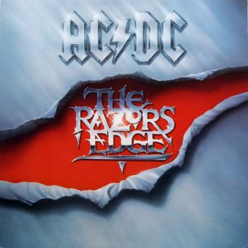 AC/DC - The Razors Edge (Epic / Sony Music EU 2003 LP VinylRip 24/96) 1990