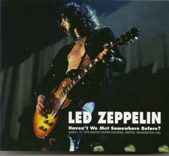 Led Zeppelin - Haven't We Met Somewhere Before (2011)