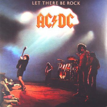 AC/DC - Let There Be Rock (Columbia / Sony Music EU 2003 LP VinylRip 24/96) 1977