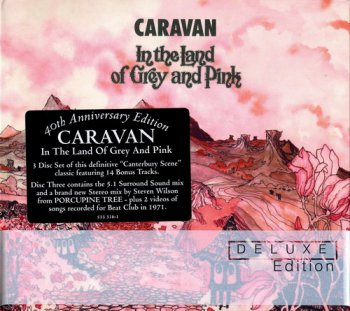 Caravan - In The Land Of Grey And Pink [40th Anniversary Deluxe Edition] (2011)