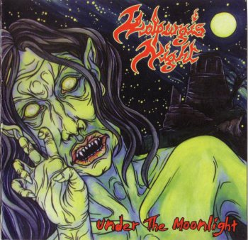 Walpurgis Night - Under The Moonlight (2011)