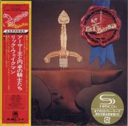 Rick Wakeman (Yes) - 8 CD [Japan, SHM-CD, 2010] (1973-1979)