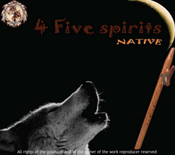 Yarik Ecuador - 4 Five spirits (2010)
