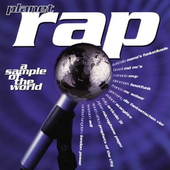 V.A.-Planet Rap-A Sample Of The World 1993