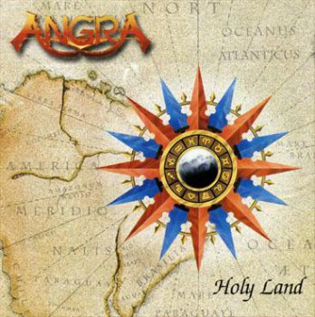 Angra - Holy land (1996)