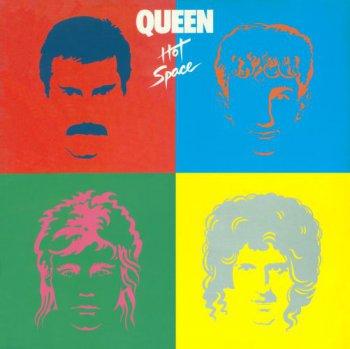 Queen - Hot Space (Warner-Pioneer Japan Original LP VinylRip 24/96) 1982