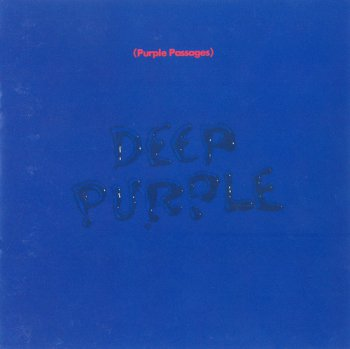 Deep Purple - Purple Passages 1972 (1993 Japan)