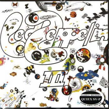 Led Zeppelin - Led Zeppelin III (Classic Records US LP 2000 VinylRip 24/96) 1970