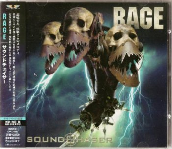 RAGE - Soundchaser [Nippon Crown CRCL-4820] (2003)