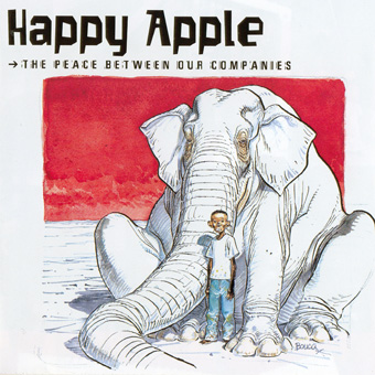Happy Apple - The Peace Between Our Companies (2005)