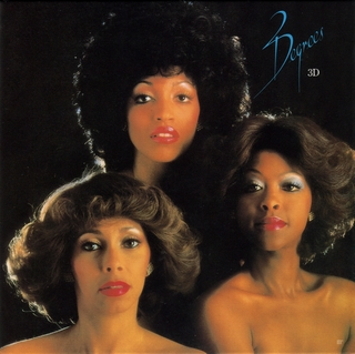 The Three Degrees 3D 1979 (2011)