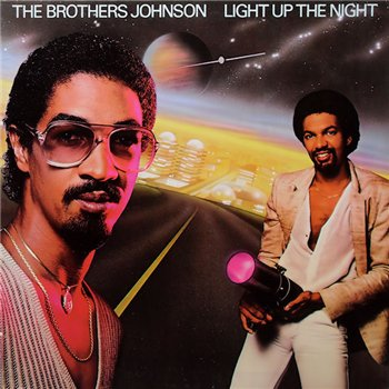 The Brothers Johnson   Light Up The Night  1980 (1996)