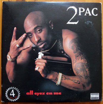 2Pac-All Eyez On Me [VinylRip 24/96] 1996