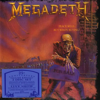 MEGADETH - PEACE SELLS... BUT WHOS BUYING (2011)