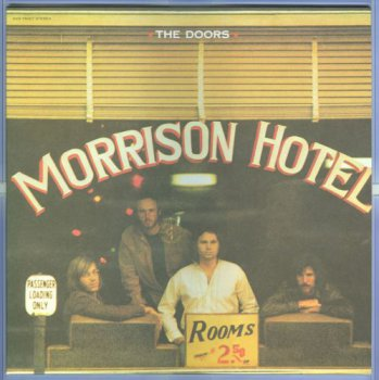 The Doors - Morrison Hotel (Rhino US LP 2010 VinylRip 24/192) 1970