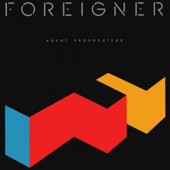 Foreigner - Agent Provocateur (Atlantic US Original LP VinylRip 24/192) 1984