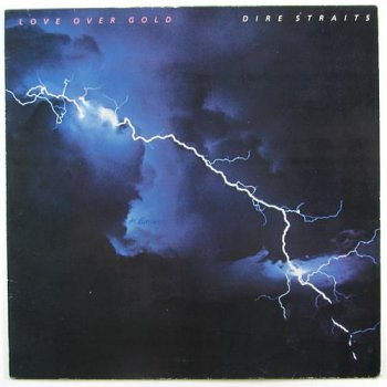 Dire Straits - Love Over Gold [Vertigo, 6359 109, LP (VinylRip 24/192)] (1982)