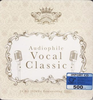 VA - Audiophile Vocal Classic (2010)