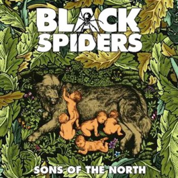 Black Spiders - Sons of the North (2011)