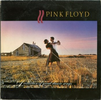 PINK FLOYD - A Collection Of Great Dance Songs [EMI, Harvest, SHVL 822, LP (VinylRip 24/192)] (1981)