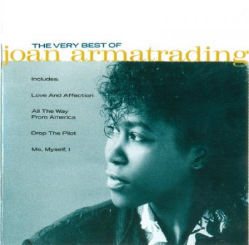 JOAN ARMATRADING - THE VERY BEST OF 1991