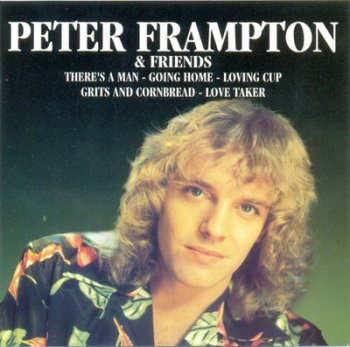 PETER FRAMPTON - PACIFIC FREIGHT (1995)