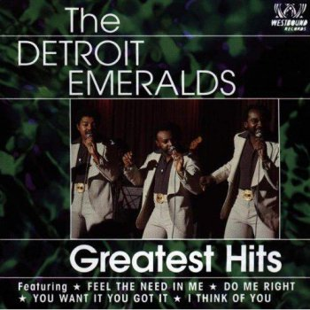 The Detroit Emeralds   Greatest Hits  1998