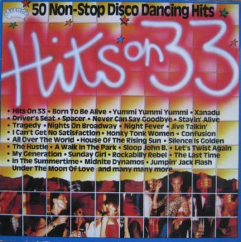 Sweet Power - Hits On 33 - 50 Non-Stop Disco Dancing Hits (Arcade Lp VinylRip 24/96) 1981