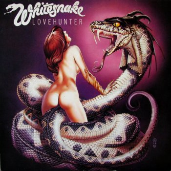 Whitesnake - Lovehunter [United Artists, LP (VinylRip 24/192)] (1979)