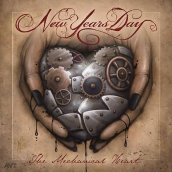 New Years Day - The Mechanical Heart EP (2011)