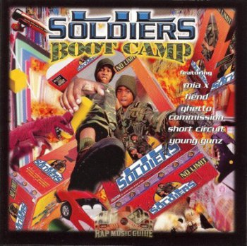 Lil Soldiers-Boot Camp 1999