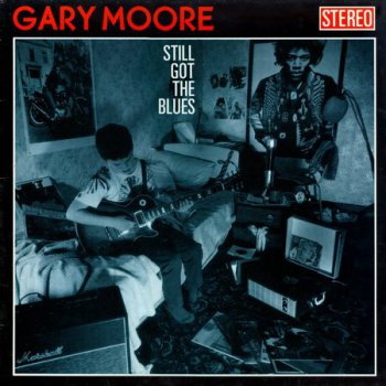 Gary Moore - Still Got The Blues [Virgin Records, LP (VinylRip 24/192)] (1990)