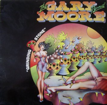 The Gary Moore Band - Grinding Stone [CBS, LP (VinylRip 24/192)] (1979)