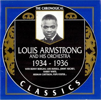 Louis Armstrong And His Orchestra — 1934-1936 (1990)