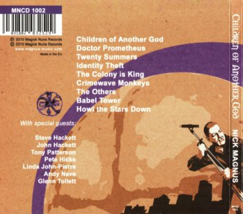 Nick Magnus - Children Of Another God (2010)