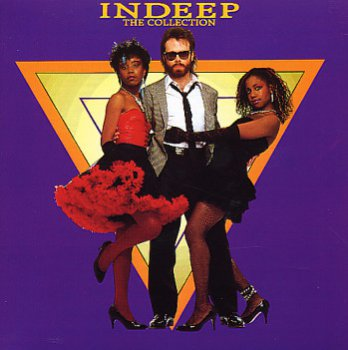 InDeep  Last Night A D.J. Saved My Lif+Pajama Party Time  (The Collection) 1983-84(1991)