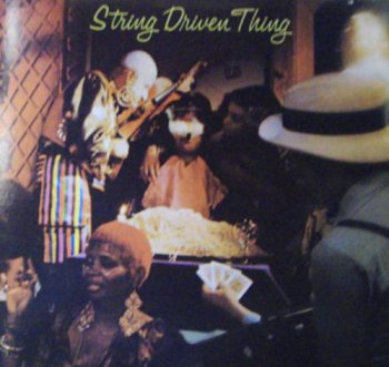 String Driven Thing - String Driven Thing (1995)