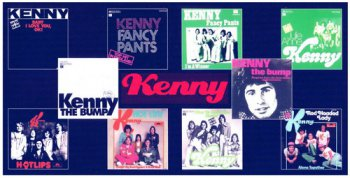 Kenny - Greatest Hits (2011)