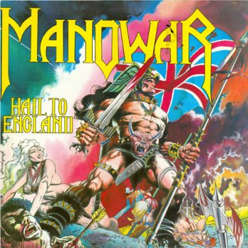 Manowar - Hail To England [Music For Nations, LP (VinylRip 24/192)] (1984)