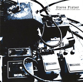 Steve Fister - Between A Rock And A Blues Place (2004)